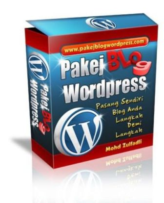 Pakej Blog WordPress